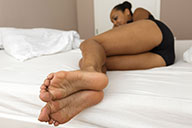 small preview pic number 6 from set 1819 showing Allyoucanfeet model Mara
