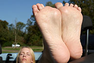 small preview pic number 2 from set 1823 showing Allyoucanfeet model Loca