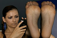 small preview pic number 2 from set 1831 showing Allyoucanfeet model Escada