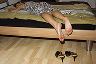 small preview pic number 3 from set 1834 showing Allyoucanfeet model Tara