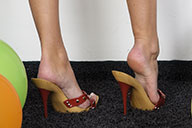 small preview pic number 2 from set 1835 showing Allyoucanfeet model Candy
