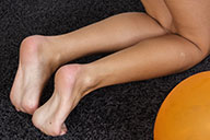 small preview pic number 4 from set 1835 showing Allyoucanfeet model Candy