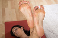 small preview pic number 4 from set 1853 showing Allyoucanfeet model Lena