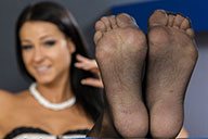 small preview pic number 3 from set 1869 showing Allyoucanfeet model Victoria