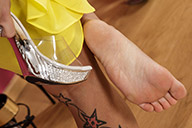 small preview pic number 3 from set 1876 showing Allyoucanfeet model Snooki