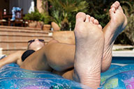 small preview pic number 4 from set 1883 showing Allyoucanfeet model Vani