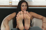 small preview pic number 6 from set 1886 showing Allyoucanfeet model Ricci