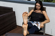 small preview pic number 6 from set 1895 showing Allyoucanfeet model Nika