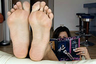 small preview pic number 4 from set 1896 showing Allyoucanfeet model Nicky