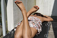 small preview pic number 4 from set 1913 showing Allyoucanfeet model Robyn