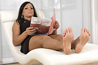 small preview pic number 2 from set 1916 showing Allyoucanfeet model Valerie