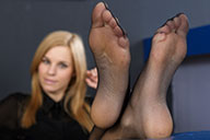 small preview pic number 2 from set 1919 showing Allyoucanfeet model Romy