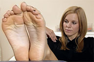 small preview pic number 4 from set 1920 showing Allyoucanfeet model Romy