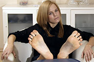 small preview pic number 5 from set 1920 showing Allyoucanfeet model Romy