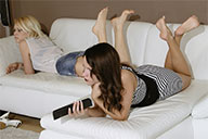 small preview pic number 2 from set 1923 showing Allyoucanfeet model Zari & Loca