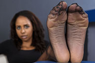 small preview pic number 3 from set 1931 showing Allyoucanfeet model Melody