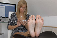 small preview pic number 2 from set 1938 showing Allyoucanfeet model Cathy