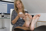 small preview pic number 6 from set 1938 showing Allyoucanfeet model Cathy