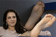small preview pic number 3 from set 1947 showing Allyoucanfeet model Mel