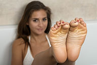 small preview pic number 3 from set 1949 showing Allyoucanfeet model Jolina