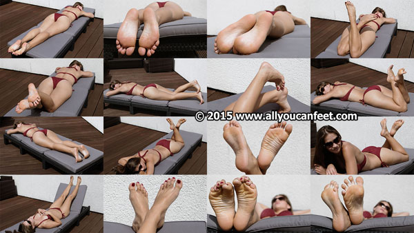 bigger preview pic from set 1950 showing Allyoucanfeet model Jolina