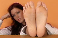 small preview pic number 2 from set 196 showing Allyoucanfeet model Jezzy