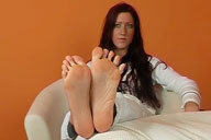 small preview pic number 4 from set 196 showing Allyoucanfeet model Jezzy
