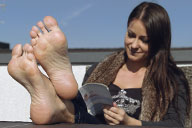small preview pic number 5 from set 1975 showing Allyoucanfeet model Victoria