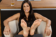 small preview pic number 5 from set 1976 showing Allyoucanfeet model Ricci