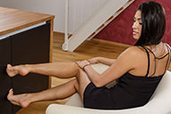 small preview pic number 6 from set 1976 showing Allyoucanfeet model Ricci