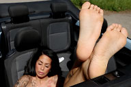 small preview pic number 5 from set 1981 showing Allyoucanfeet model Snooki