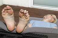 small preview pic number 3 from set 1983 showing Allyoucanfeet model Kiro