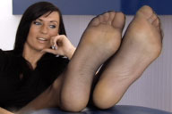 small preview pic number 2 from set 1991 showing Allyoucanfeet model Gina