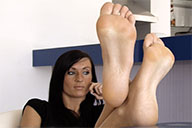small preview pic number 5 from set 1991 showing Allyoucanfeet model Gina
