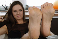 small preview pic number 5 from set 1993 showing Allyoucanfeet model Nika