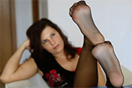 small preview pic number 2 from set 2001 showing Allyoucanfeet model Nicky