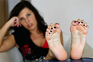 small preview pic number 4 from set 2001 showing Allyoucanfeet model Nicky