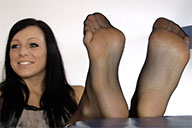 small preview pic number 1 from set 2023 showing Allyoucanfeet model Valerie