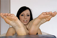 small preview pic number 6 from set 2023 showing Allyoucanfeet model Valerie