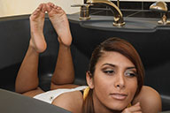 small preview pic number 5 from set 2024 showing Allyoucanfeet model Ciara