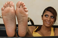 small preview pic number 6 from set 2024 showing Allyoucanfeet model Ciara