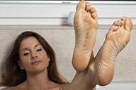 small preview pic number 4 from set 2026 showing Allyoucanfeet model Katrin - New Model