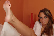 small preview pic number 2 from set 203 showing Allyoucanfeet model Tara
