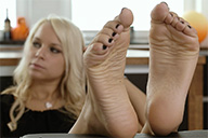 small preview pic number 4 from set 2030 showing Allyoucanfeet model Serena