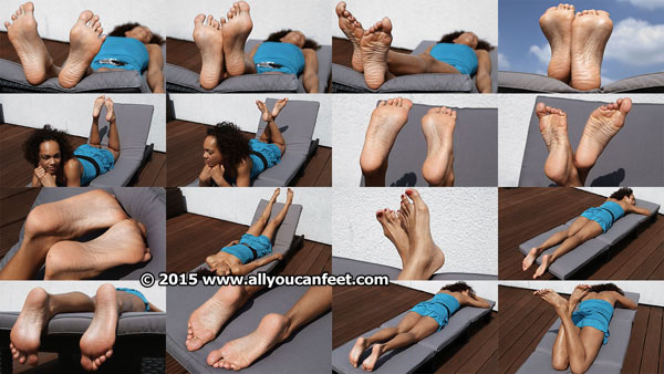 bigger preview pic from set 2032 showing Allyoucanfeet model Mara
