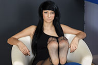 small preview pic number 3 from set 2033 showing Allyoucanfeet model Liliana