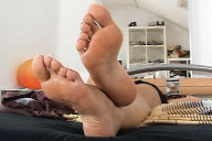 small preview pic number 4 from set 2035 showing Allyoucanfeet model Sandy