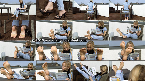 bigger preview pic from set 2038 showing Allyoucanfeet model CathyB