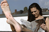 small preview pic number 6 from set 2044 showing Allyoucanfeet model Mel
