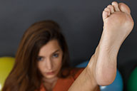 small preview pic number 2 from set 2045 showing Allyoucanfeet model Janina